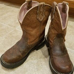 Justin Girls Gypsy Western Cowboy Boots